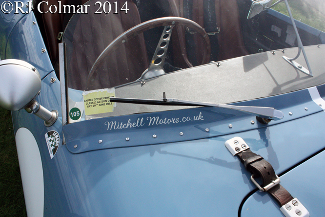 Mitchell Special Mk II, Autumn Classic, Castle Combe,