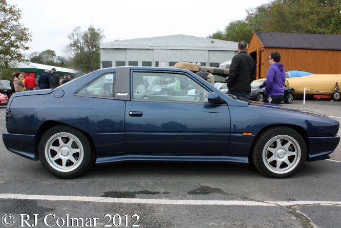 Maserati Shamal, Auto Italia, Brooklands