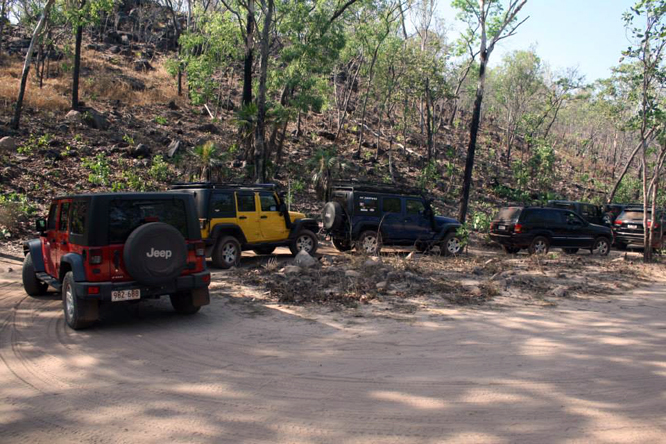 Jeep Wrangler Unlimited, Chantal Binding, Litchfield National Park