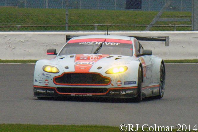 Aston Martin Vantage GTE, 6 Hours of Silverstone