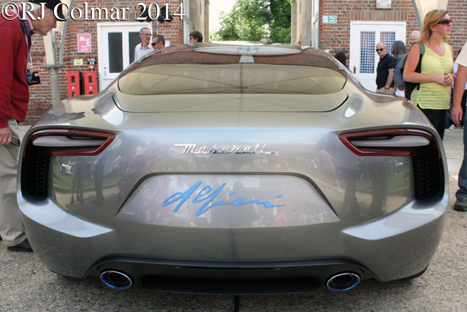 Maserati Alfieri, Goodwood Festival of Speed
