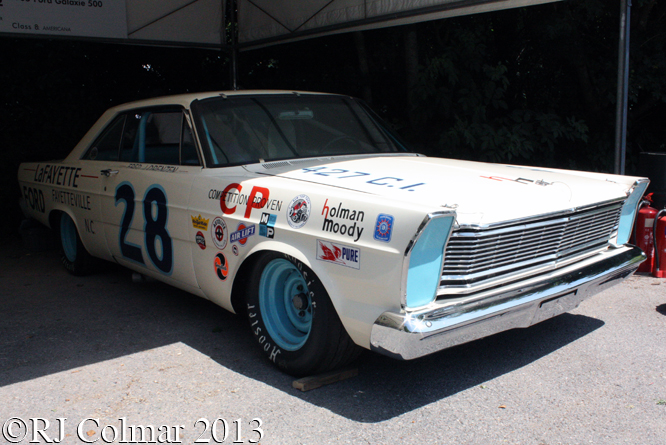 Ford Galaxie 500, Goodwood Festival of Speed,