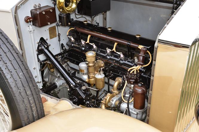 Rolls Royce Twenty, Hillsborough Concours d'Elegance,