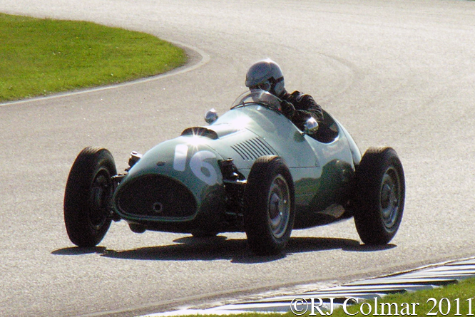 Kieft Climax, Gregory Snape, Goodwood Revival,