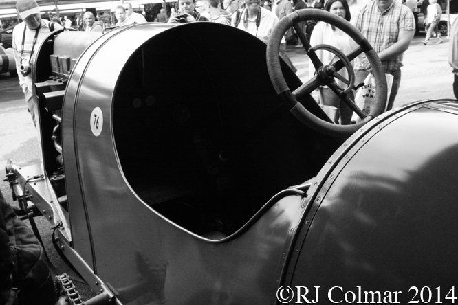 FIAT S76, Goodwood Festival of Speed,