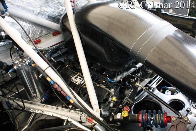 Riley Mk XI, Goodwood Festival of Speed,