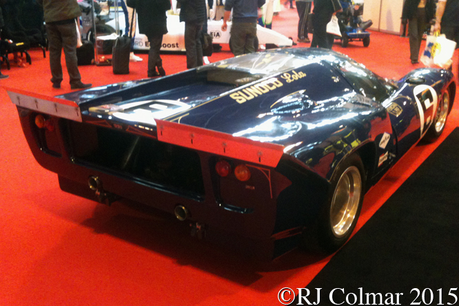Broadley T76 Continuation, Autosport International, NEC Birmingham,