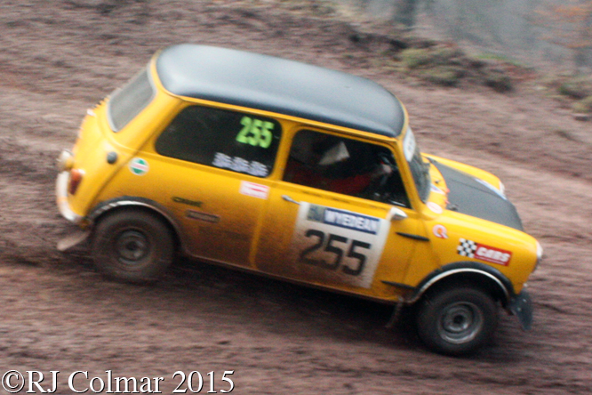 Mini Cooper S, Lewis, Fife, Mailscot, Wyedean Rally,