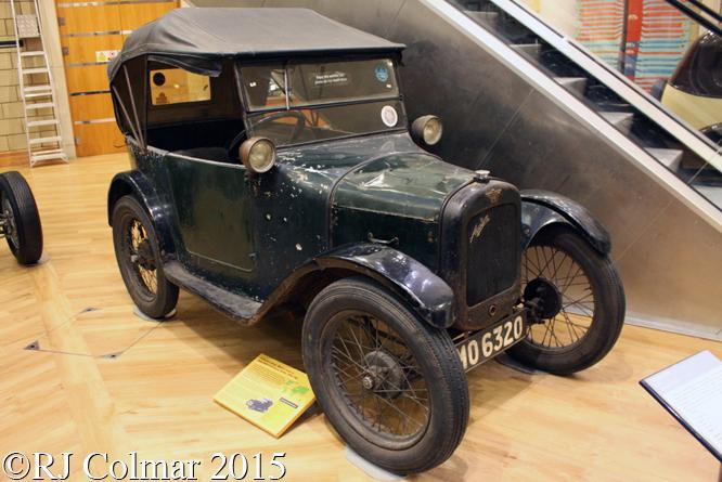 Austin Seven Chummy, Heritage Motor Centre, Gaydon,