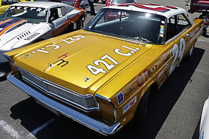 Ford Galaxie 500, Sonoma Historics