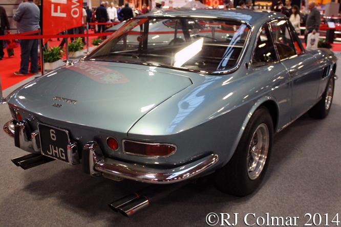 Ferrari 330 GTC, Classic Motor Show, NEC, Birmingham,