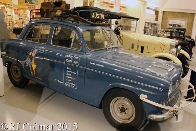 Austin A90, Heritage Motor Centre, Gaydon,