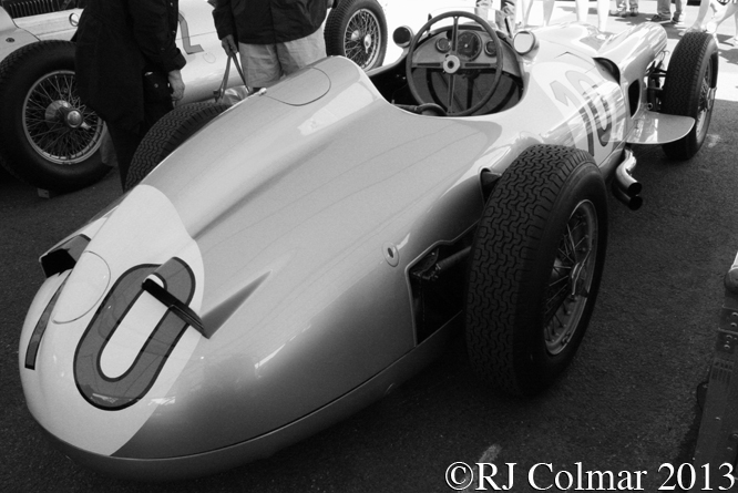Mercedes Benz W196, Goodwood Festival of Speed