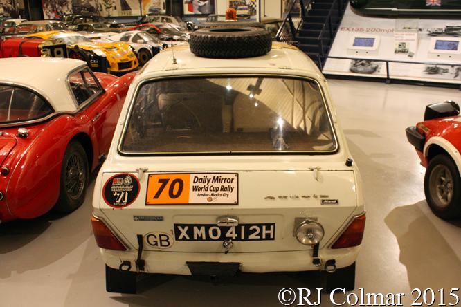 Austin Maxi, Heritage Motor Centre, Gaydon,