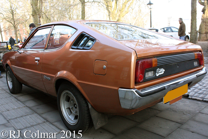 Colt Celeste GT, Avenue Drivers Club, Queen Square, Bristol,
