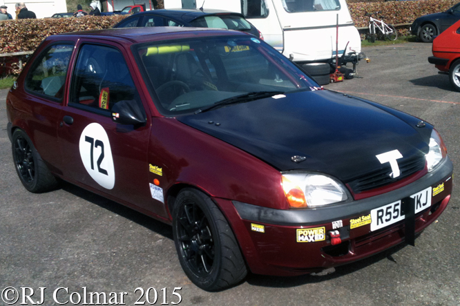 Ford Fiesta, Great Western Sprint, Castle Combe