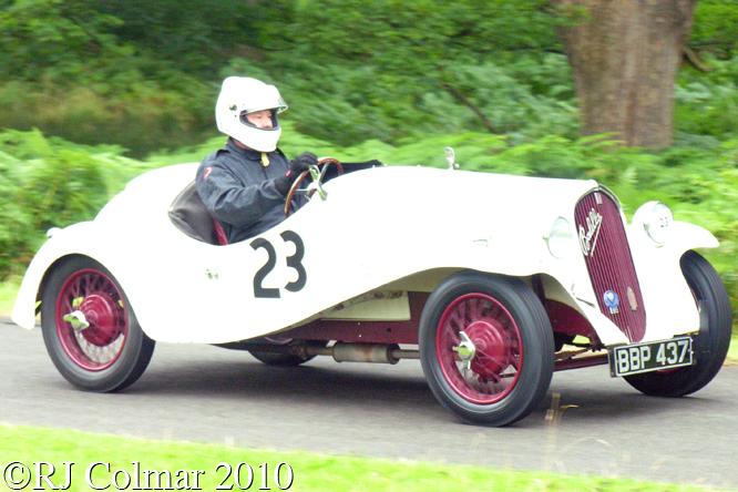 FIAT 508S Balilla, Patten, VSCC Loton Park,