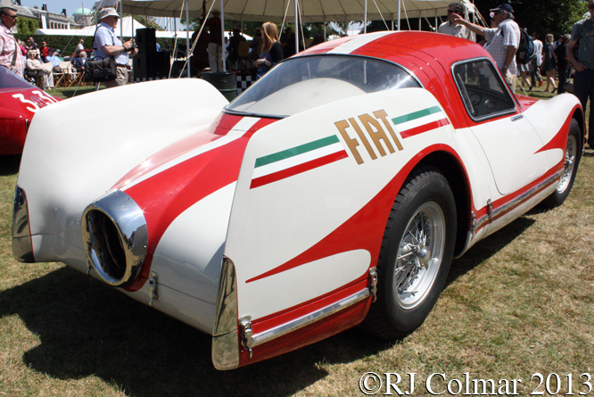 FIAT Turbina, Goodwood Festival of Speed,