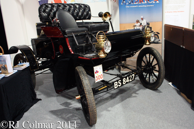 Oldsmobile Curved Dash, Race Retro, Stoneleigh