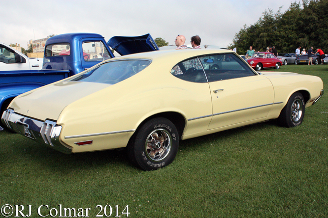 Oldsmobile Cutlass, Classics At The Castle, Sheborne