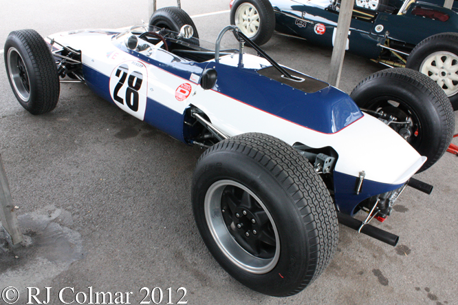 Scirocco BRM, Goodwood Revival,