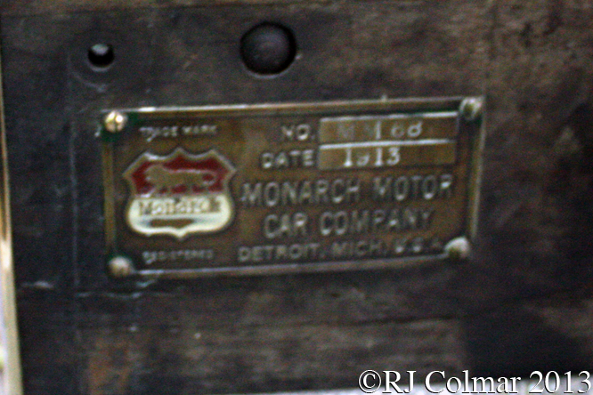 Monarch Curtiss, Avenue Drivers Club, Queen Square, Bristol,