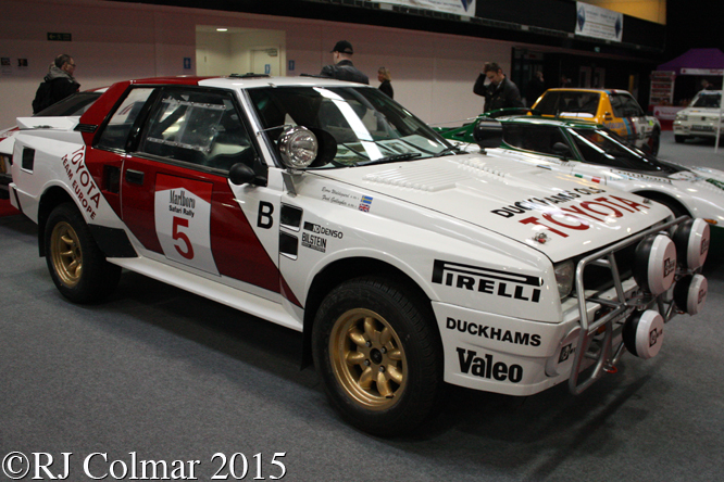 Toyota Celica TC, Race Retro, Stoneleigh