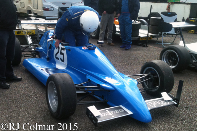 Leastone F5, Great Western Sprint, Castle Combe