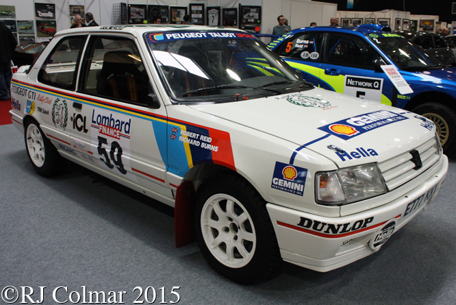 Peugeot 309 Gti, Race Retro, Stoneleigh,