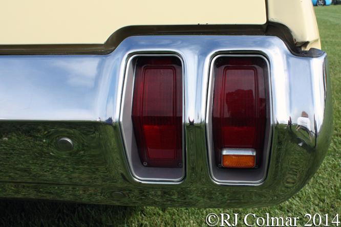 Oldsmobile Cutlass, Classics At The Castle, Sheborne