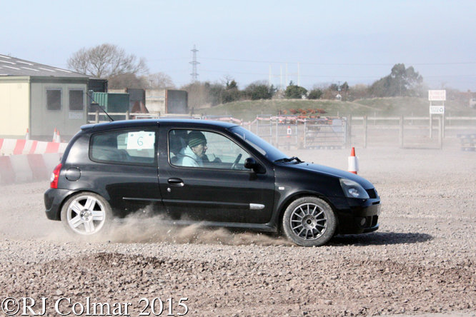 Renault Clio, Connor/Spencer, Tavern Motor Club Washingpool Targa Rally,