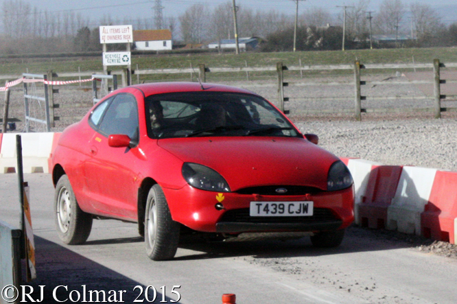 Ford Puma, Spencer/Connor, Tavern Motor Club Washingpool Targa Rally,