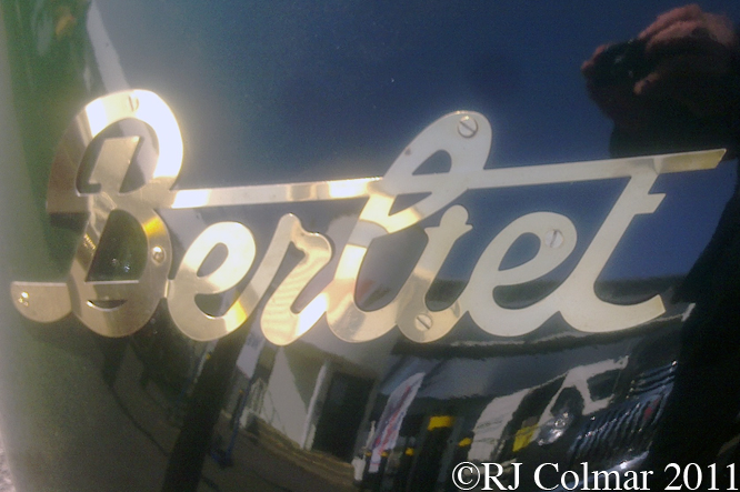 Berliet Curtiss, Silverstone Classic,
