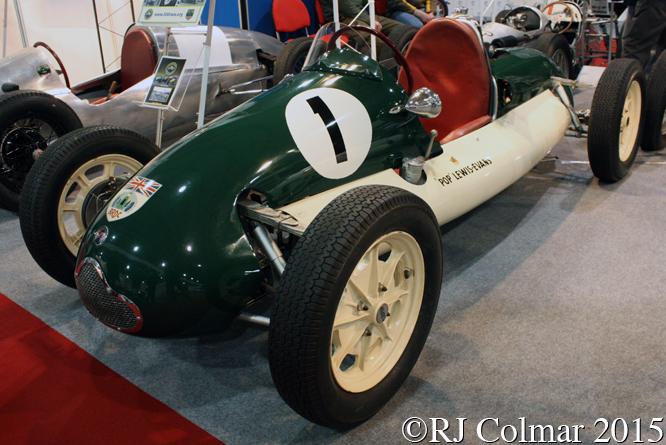 Cooper Mk V, Race Retro, Stoneleigh,
