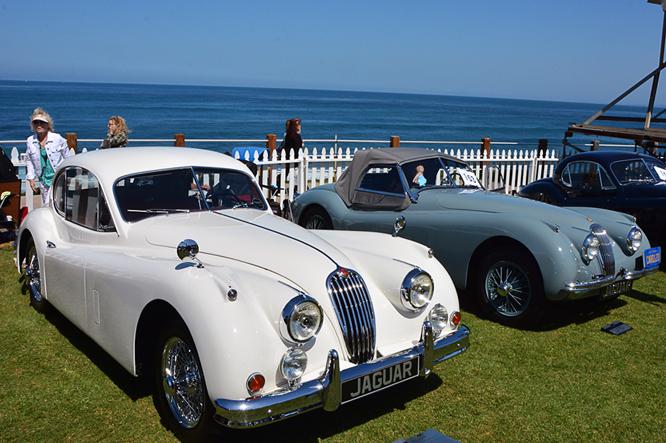 Jaguar, XK 140, XK 120, La Jolla Concours d'Elegance,