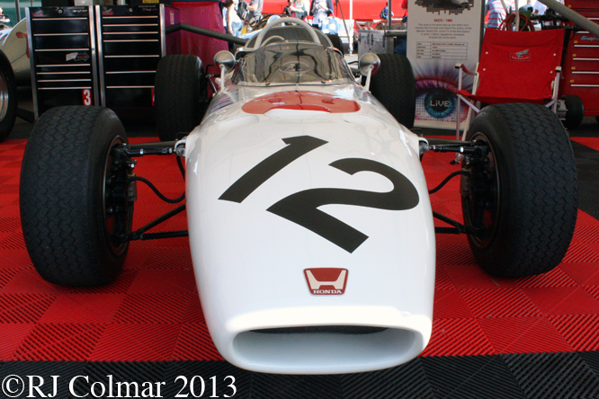 Honda RA272, Goodwood Festival of Speed