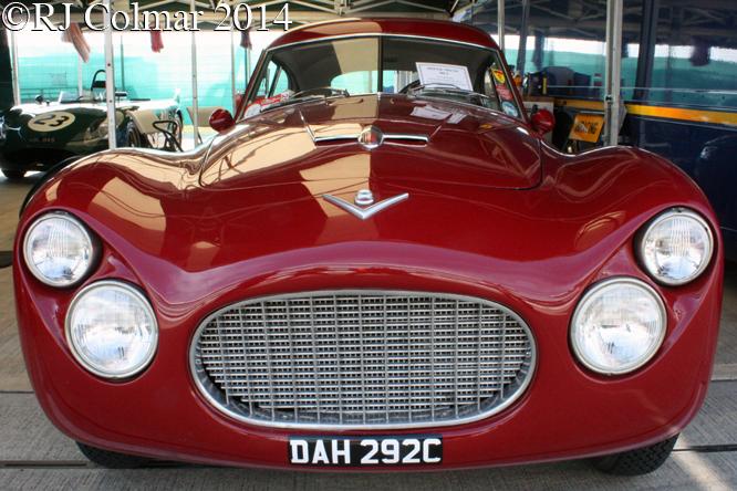 FIAT 8V, Silverstone Classic