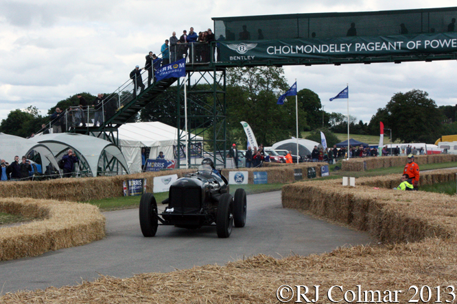 Mavis, Packard Bentley, Chris Williams, Cholmondeley Pageant of Power, Cholmondeley Castle