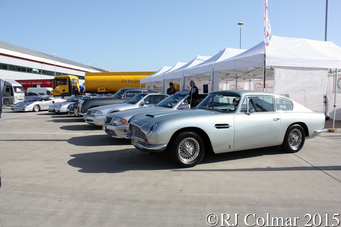 Silver Sunday, Silverstone Classic, Press Day,