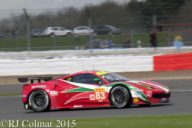 Ferrari F458 Italia, Perrodo / Collard / Aguas, 6 Hours Of Silverstone