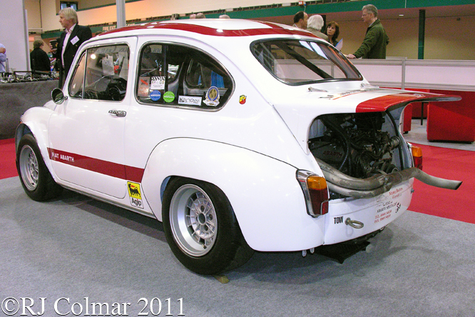 FIAT Abarth 1000 TCR, Race Retro, Stoneleigh,