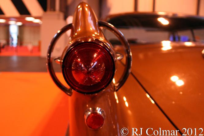Imperial Crown, Classic Motor Show, NEC, Birmingham