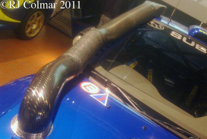 Subaru Impreza WRC99, Prodrive, Banbury,