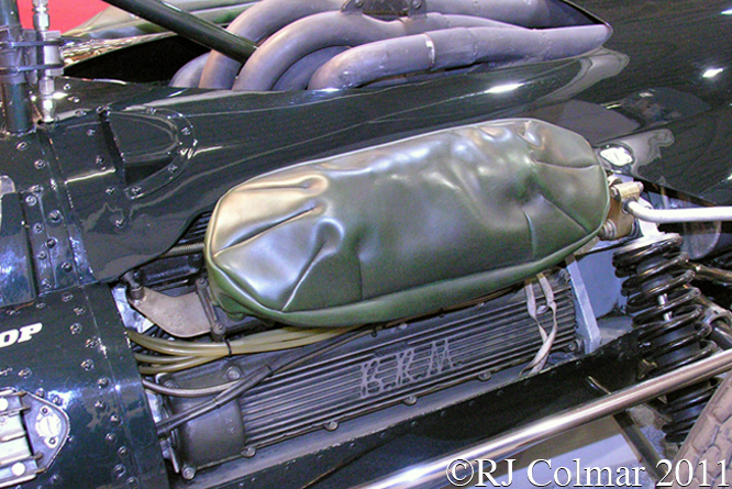 BRM P261, Race Retro, Stoneleigh