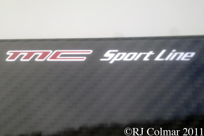 Maserati GranTurismo S MC Sport Line, Bristol Italia Auto Moto Festival,