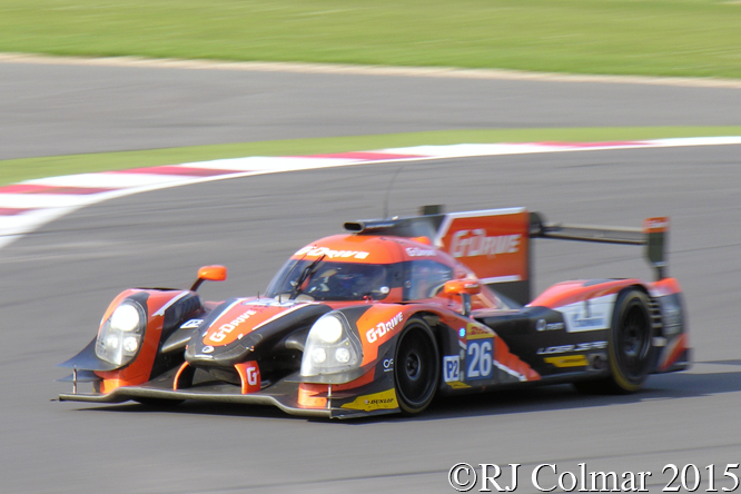 Ligier JS P2 Nissan, Rusinov / Canal / Bird, 6 Hours Of Silverstone