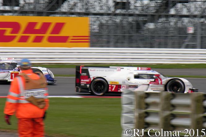 Audi R18 e-tron quattro, Fässler / Lotterer / Tréluyer, 6 Hours Of Silverstone