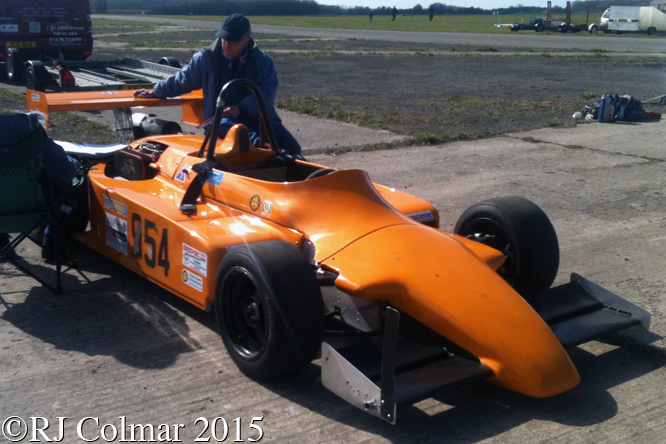 Ralt RT3,Fritzpro Hullavington Sprint