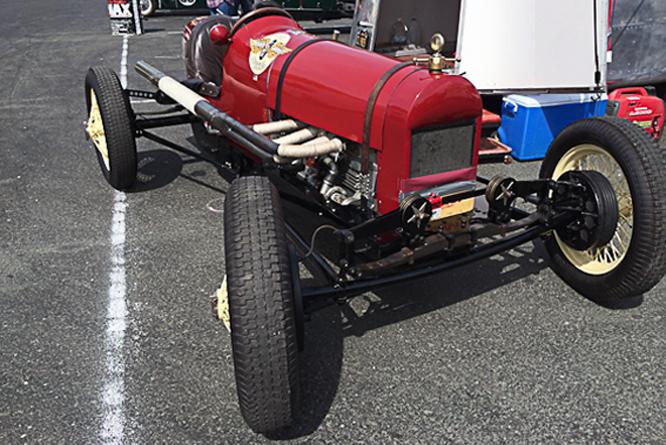 Ford T / Frontenac, Sanoma Historics