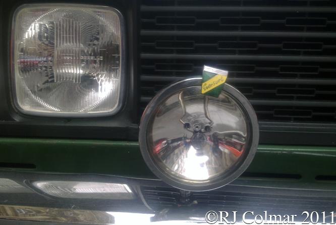 Fiat 125, BIAMF, Bristol,